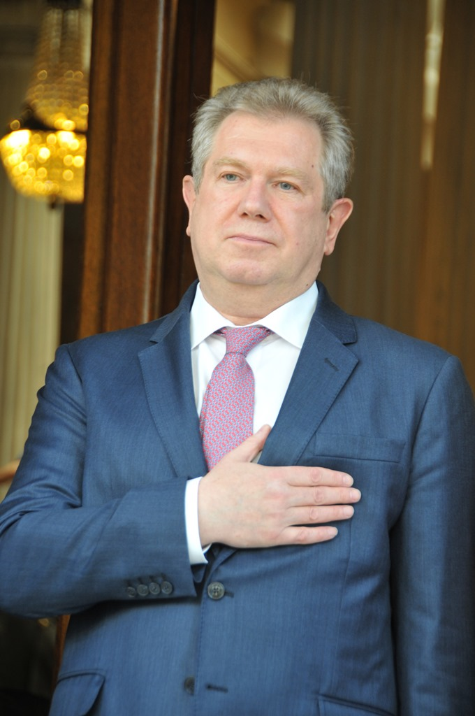 Ambassador of the Republic of Kazakhstan, Alexei Volkov