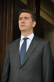 Ambassador of the Republic of Serbia, Dušan Spasojević 1-3-2016