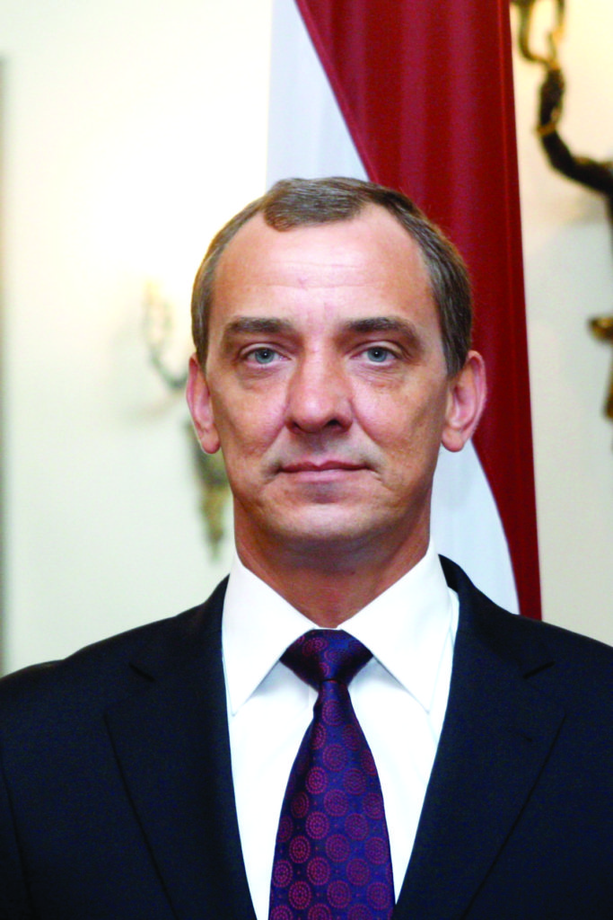 Interview with H.E. Ambassador of the Republic of Latvia, Ivars Pundurs