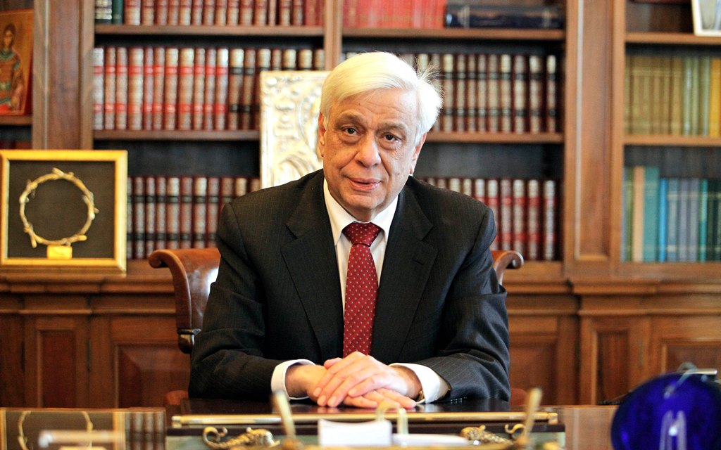 President of the Republic by G Kontarinis - Eurokinissi1