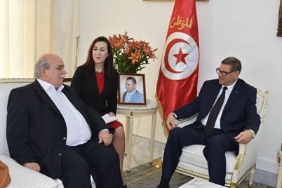 Parliament President pays Official Visit to Tunisia