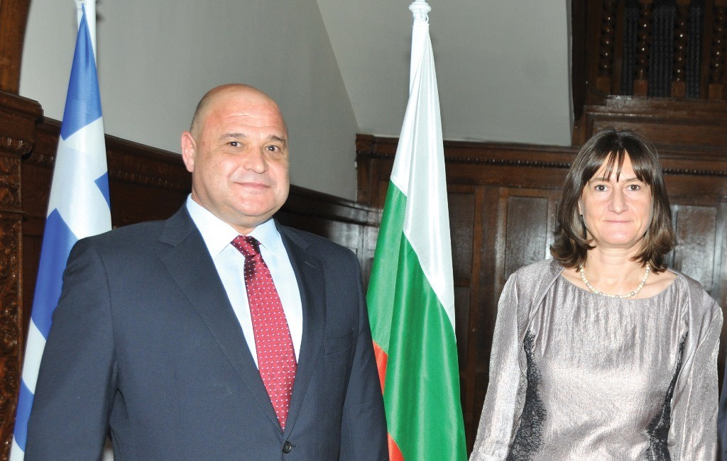 Bulgaria Marks National Day with a Grand Reception