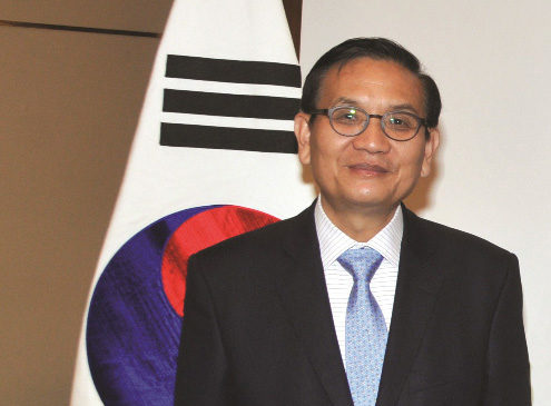 Interview with H.E. Ambassador of the Republic of Korea, Ahn Young-Jip