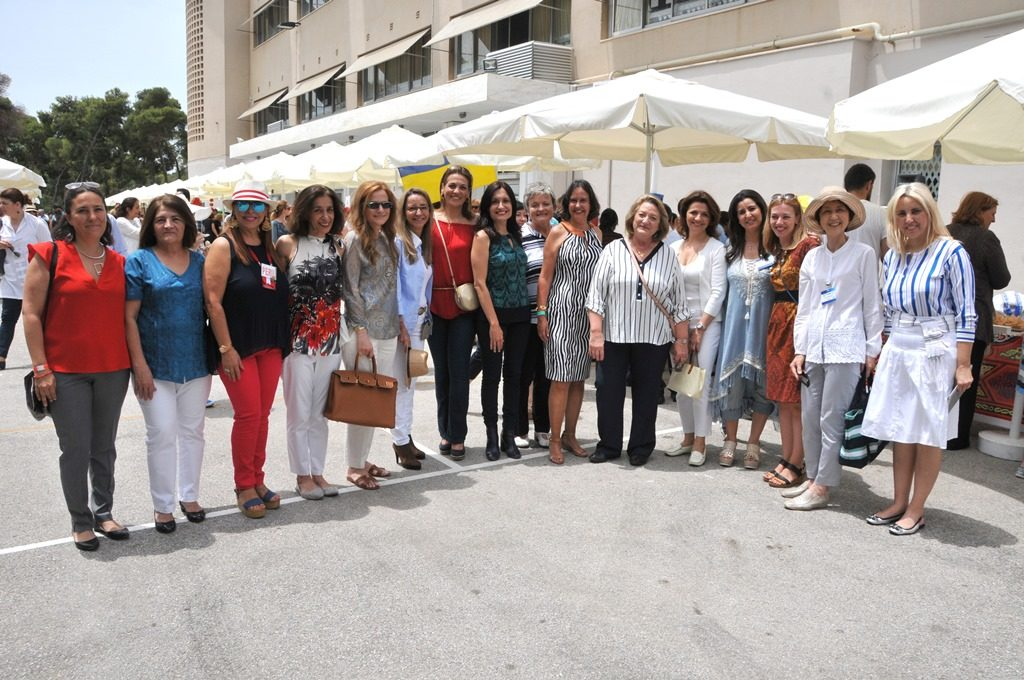 Embassies participate in International Food Festival to raise funds for charity
