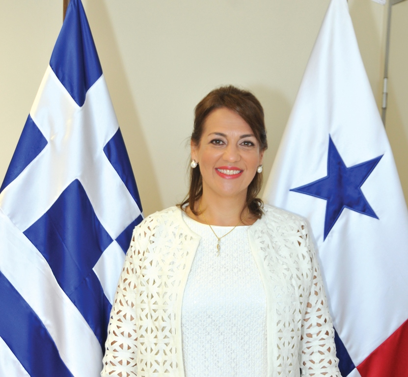 Interview with H.E. the Ambassador of the Republic of Panama, Cristina Liakopulos de Papadikis