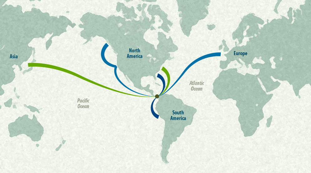 panama-canal-routes