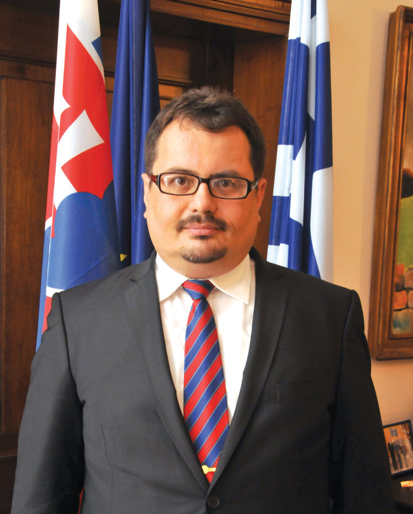 Interview with H.E. Ambassador of the Slovak Republic, Peter Michalko