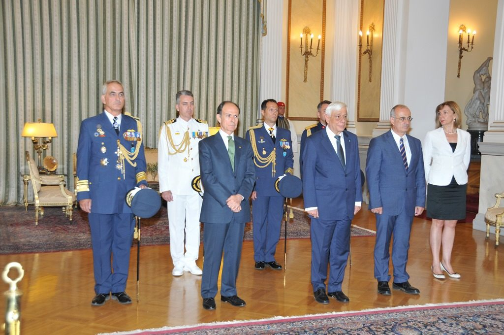 Ambassadors of Pakistan, USA, Tunisia and Turkey Presents Credentials to the President of the Republic