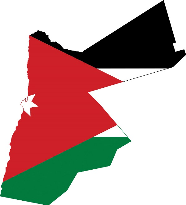 flag_and_map_of_jordan