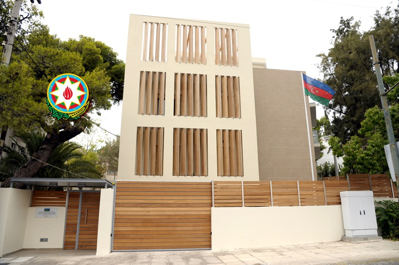Azerbaijan opens new Chancery Building of the Embassy