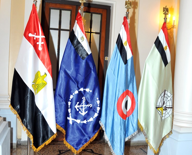 Defence Attaché commemorates the Armed Forces Day of Egypt