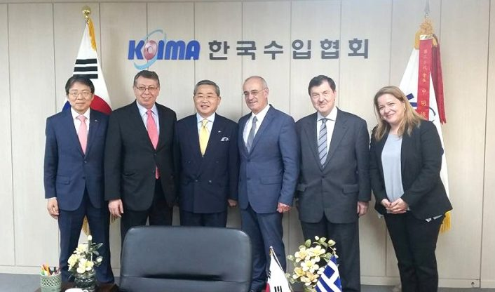 Deputy Foreign Minister visits Kazakhstan, Germany, Russia, Thailand and Korea