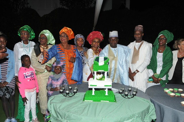 The Federal Republic of Nigeria Celebrates National Day in Greece