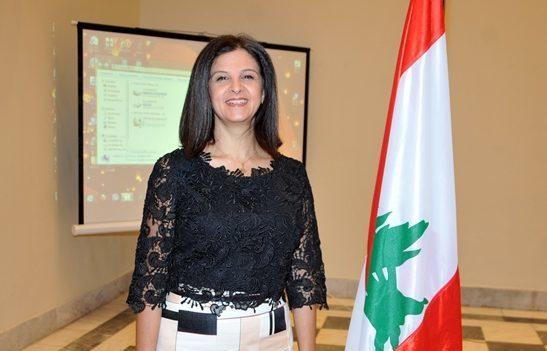 Interview with H.E. the Chargé d'Affaires of the Republic of Lebanon, Mirna Khawly