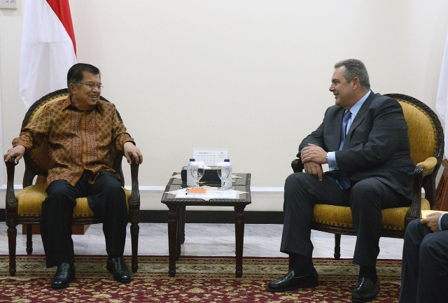 Defence Minister Pays Official Visit to Indonesia