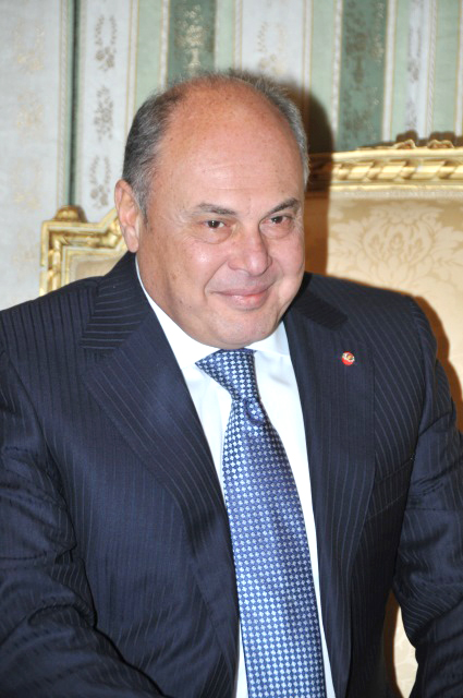 Ambassador of the Arab Republic of Egypt, Farid Monib
