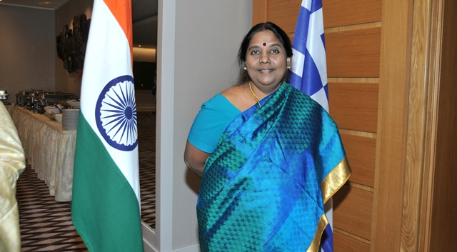 Ambassador of India marks Republic Day in Greece