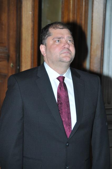 Ambassador of the Republic of Latvia, Māris Klišāns