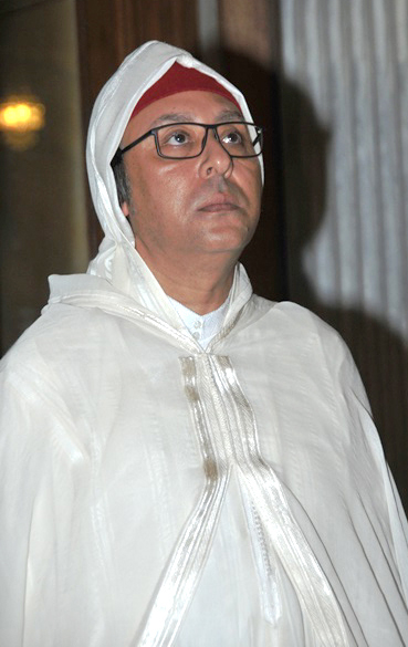 Ambassador of the Kingdom of Morocco, Samir Addahre