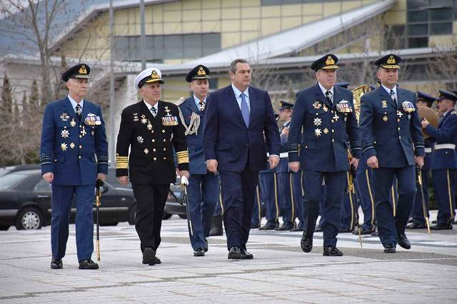 The new leadership of the Hellenic Armed Forces