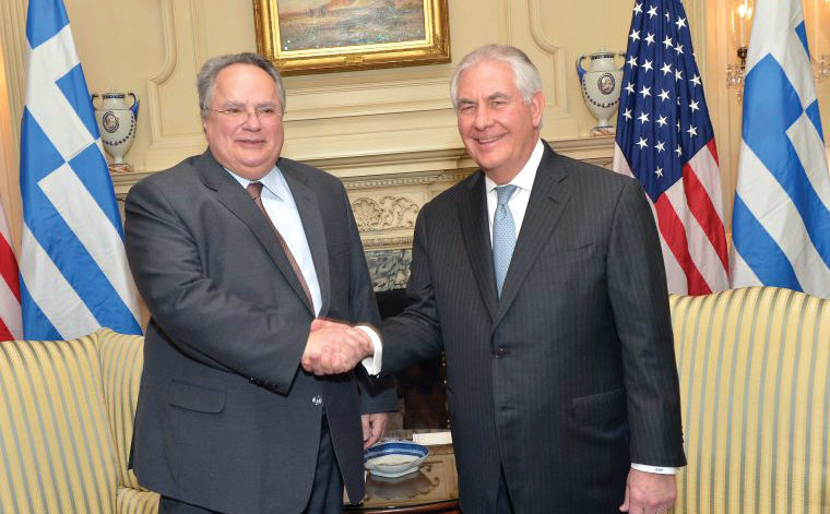 Foreign Minister pays Official Visit to the United States of America