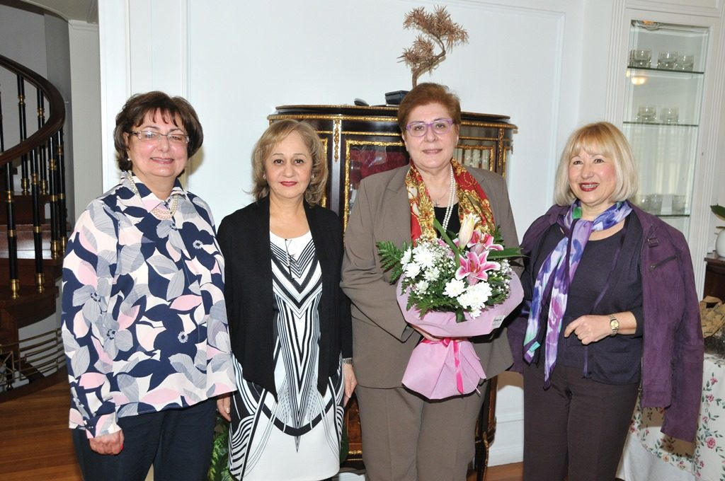 Jordan hosts WIC lecture: Women in the Iliad; A world at war