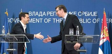 Prime Minister pays Official Visit to Serbia