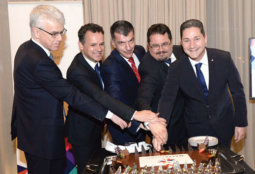 Malta takes centre stage and shows what it can do for Europe