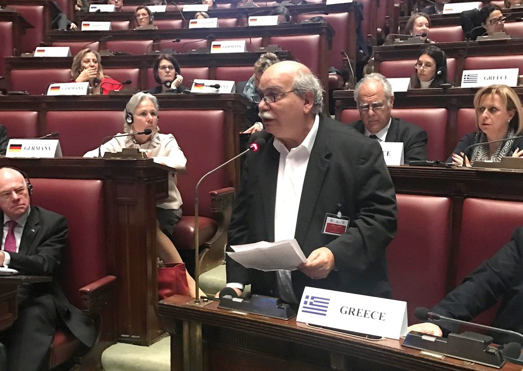 EU Parliament Speakers Debate on the Future of Europe