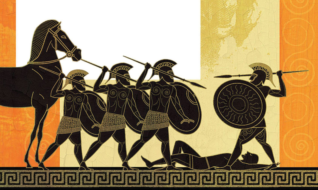 """an essay on homers epic poems the odyssey and the iliad To be the oldest known extract of homer's epic poem the odyssey  second  major poem attributed to homer after the """"iliad"""" and scholars."""