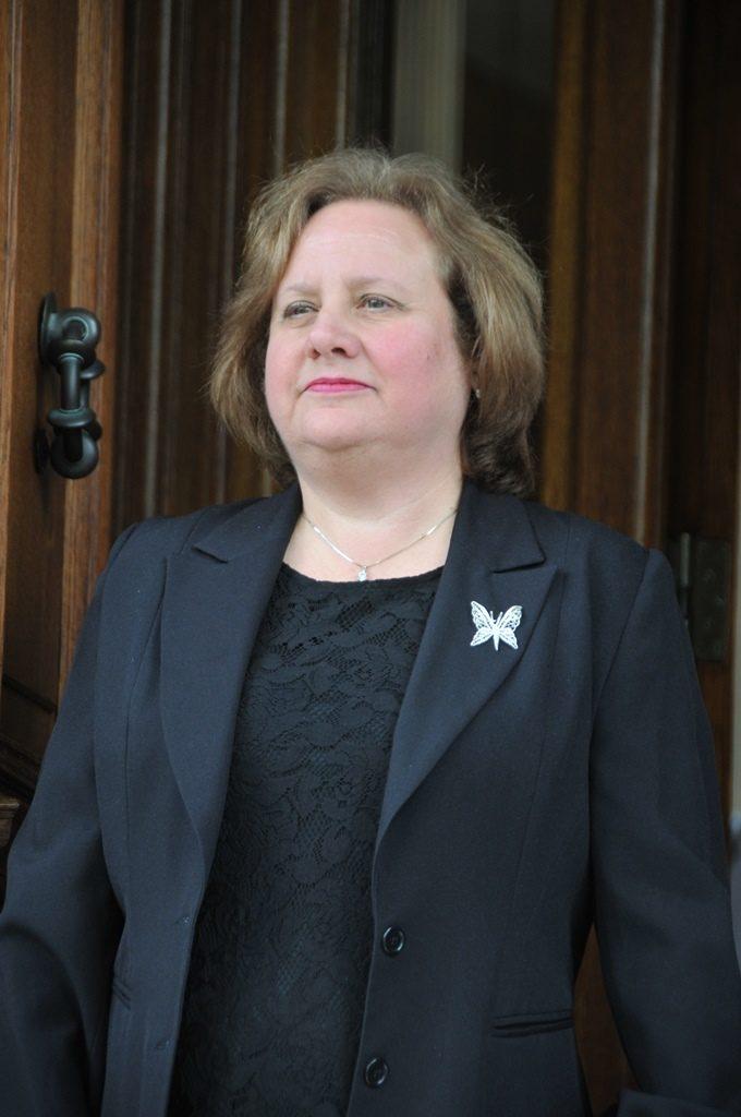 Ambassador of the Republic of Cuba, Zelmys María Domínguez Cortina