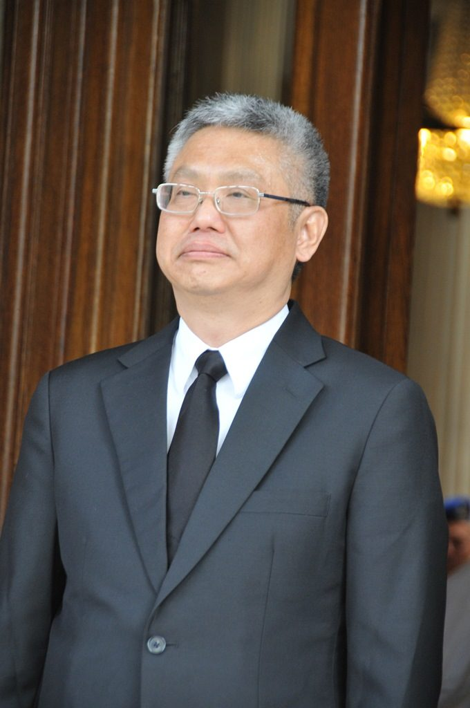 Ambassador of the Kingdom of Thailand, Chailert Limsomboon