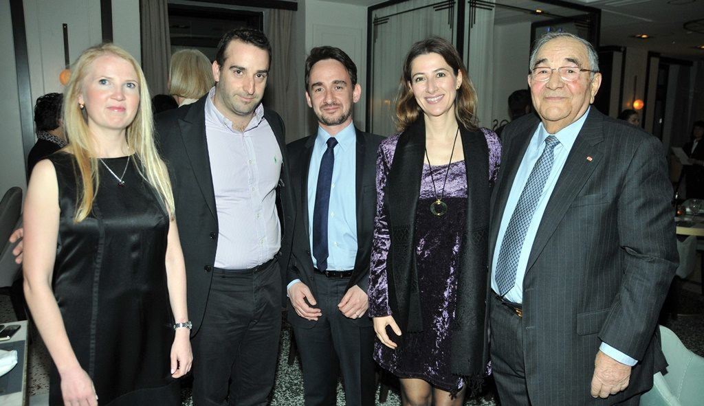 Consular Corps of Greece holds dinner party in Kolonaki