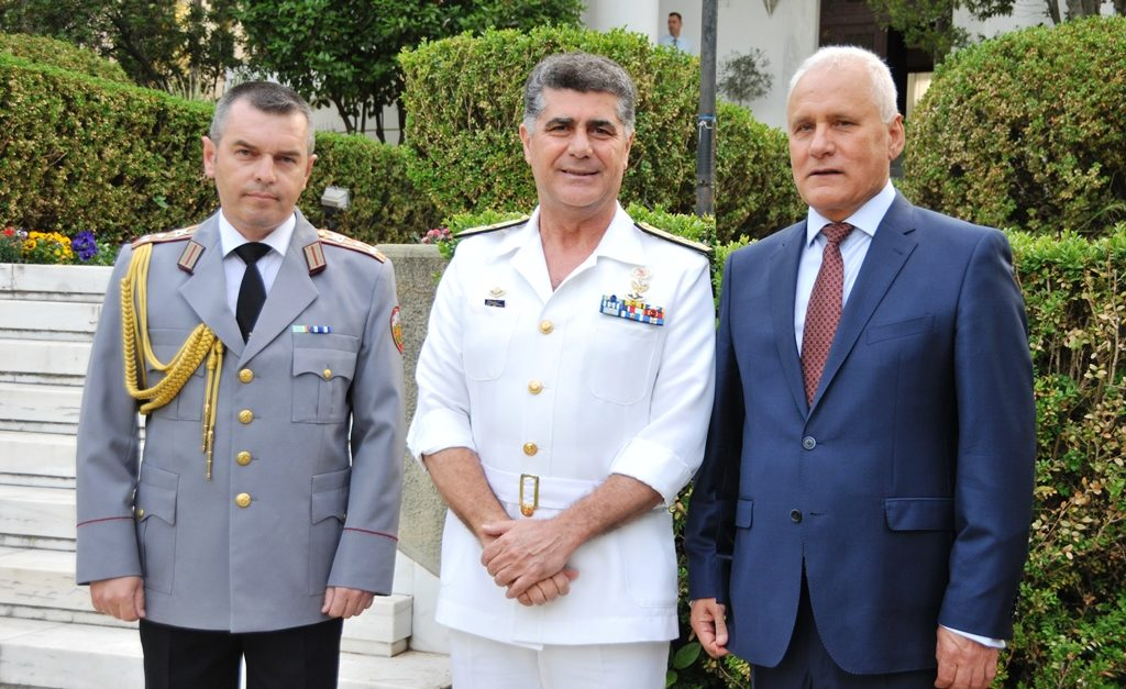 Bulgaria marks Valour and Armed Forces Day in Athens