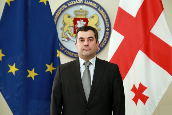 Interview with H.E. the Ambassador of Georgia, Ioseb Nanobashvili