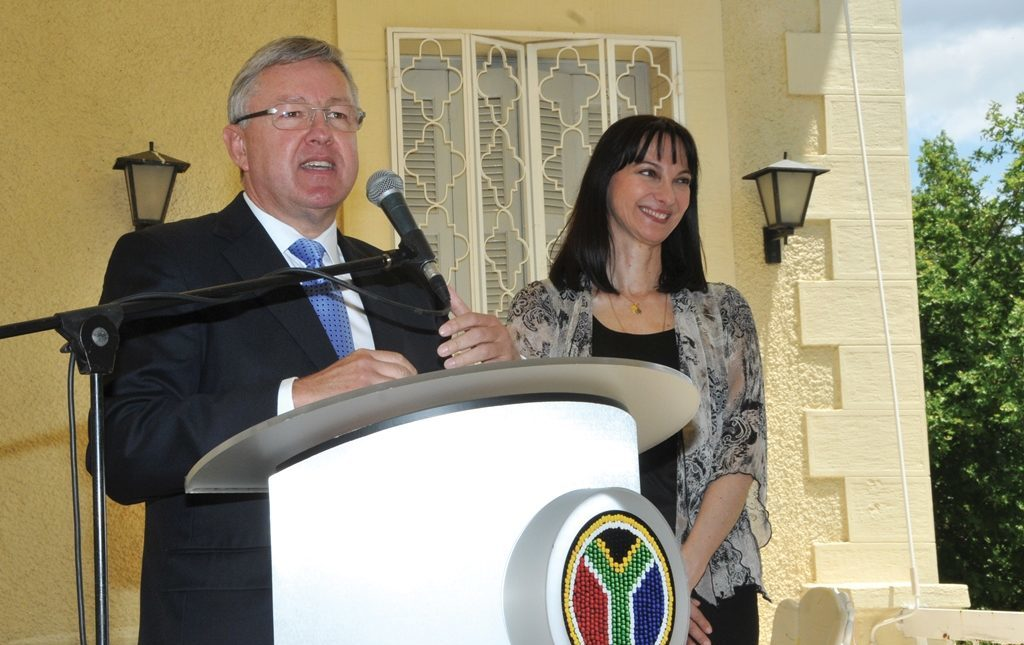 South Africa commemorates 23nd Freedom Day Anniversary