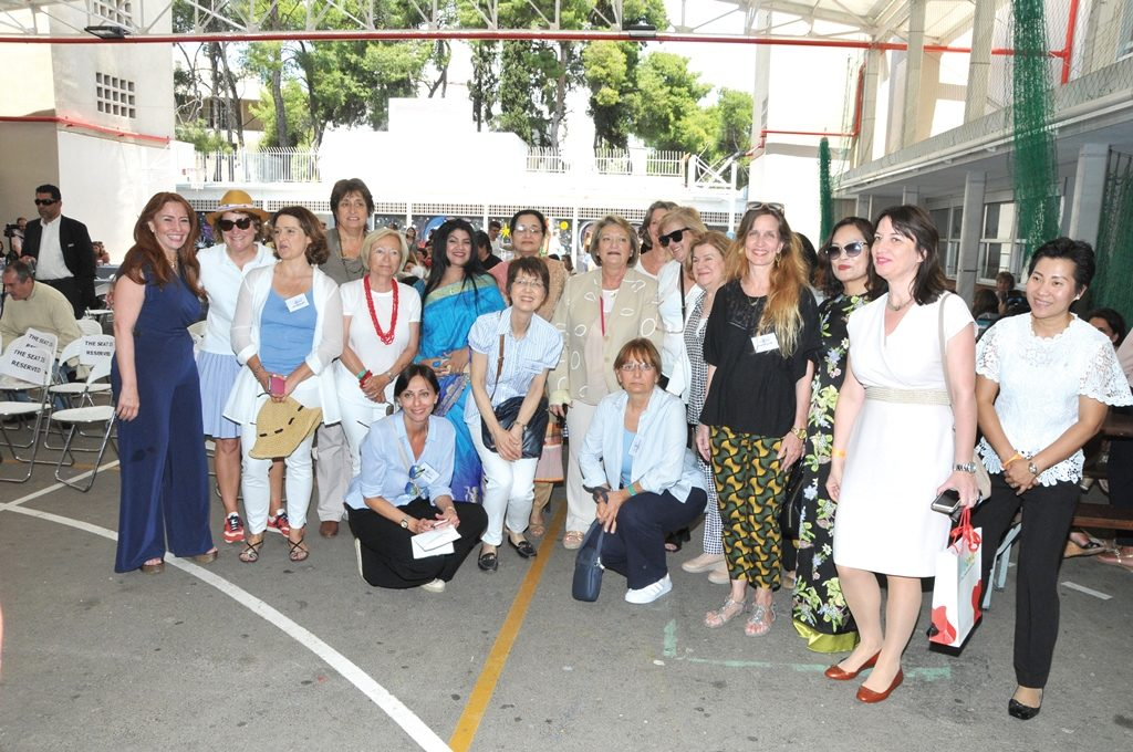 Embassies participate in the LAASA 5th International Food Festival