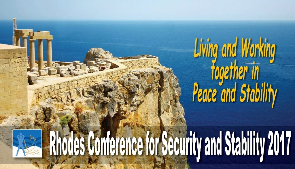 Rhodes Conference for Security and Stability 2017