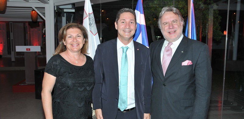 Reception to mark the closing of the Maltese Presidency in Athens
