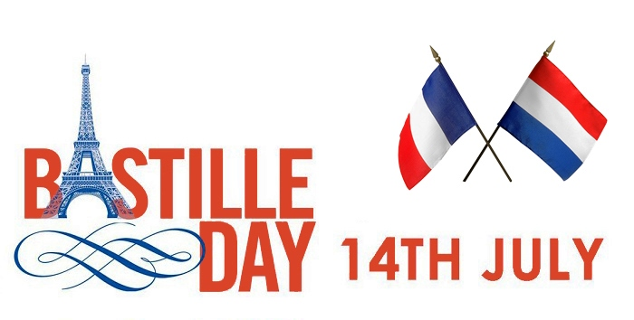 Happy Bastille Day; France marks National Day with a garden reception