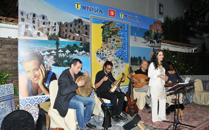 Tunisian Ramadanesque evening; full of flavours and surprises