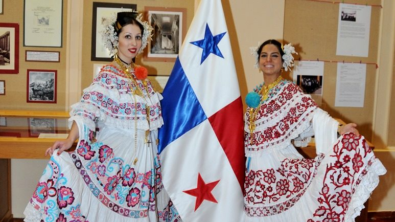 The colours of Panama: cultural exhibitions and lectures