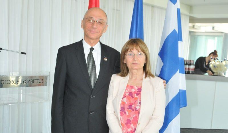 Croatia marks Statehood Day, Ambassadorial couple bid fond farewell