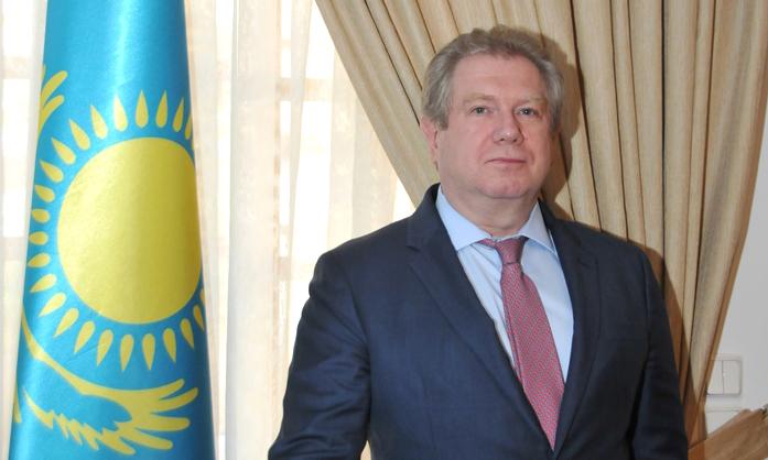Interview with H.E. the Ambassador of the Republic of Kazakhstan, Alexei Volkov