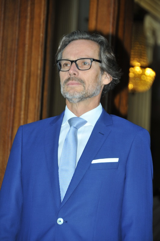 Ambassador of the Federal Republic of Germany, Jens Plötner