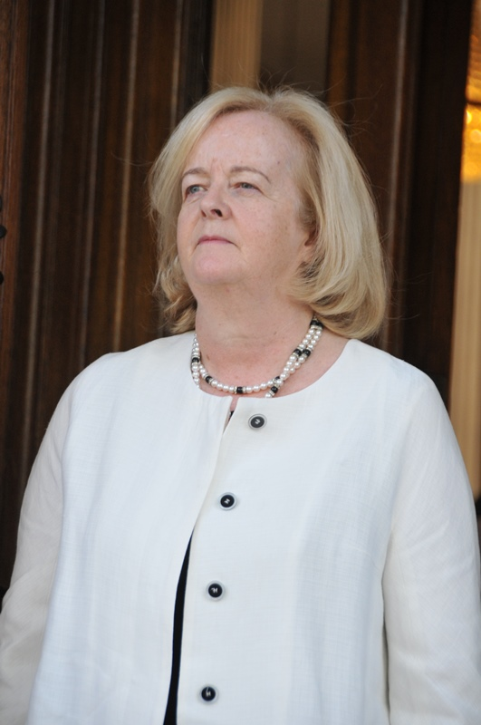 Ambassador of the Republic of Ireland, Orla O'Hanrahan