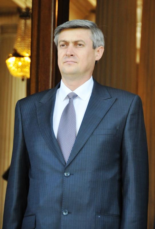 Ambassador of the Republic of Moldova, Anatol Vangheli