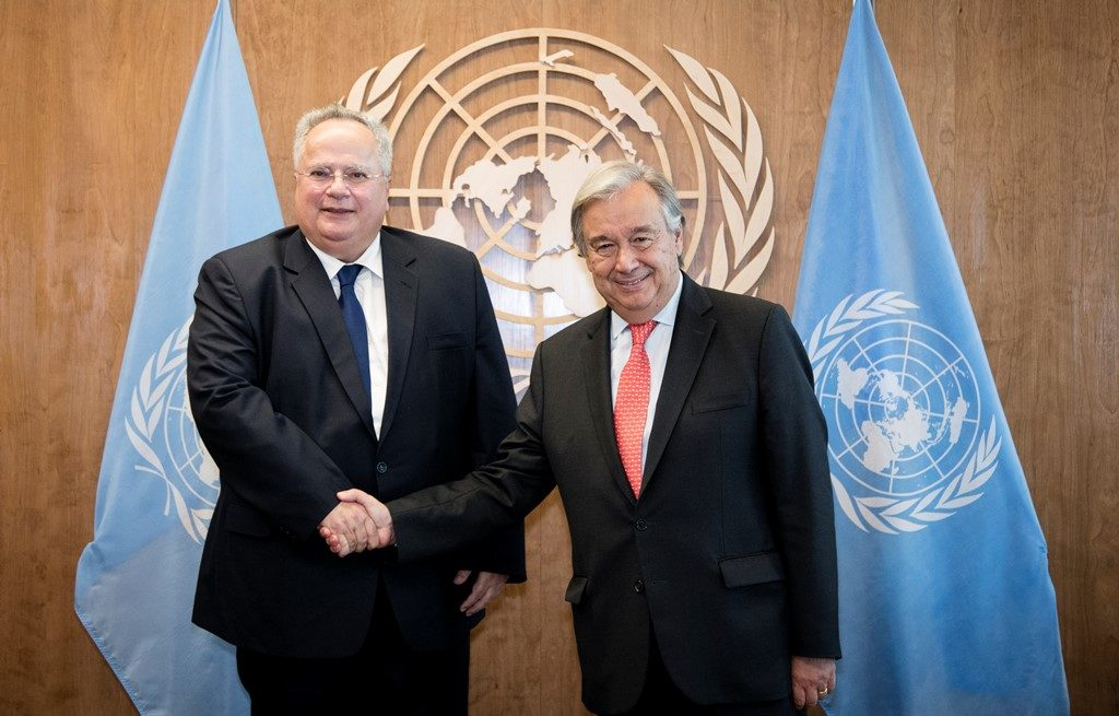72nd Session of the UN General Assembly: 'Greece – Enhancing regional cooperation'