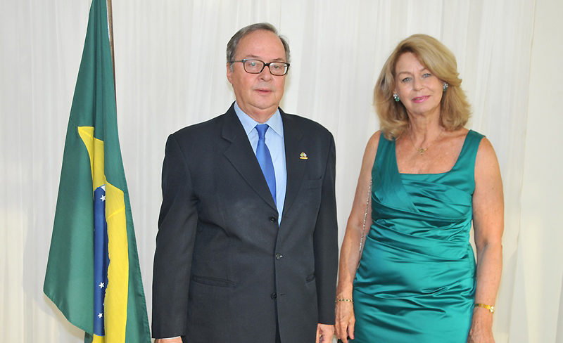The National Day of Brazil marked in Greece