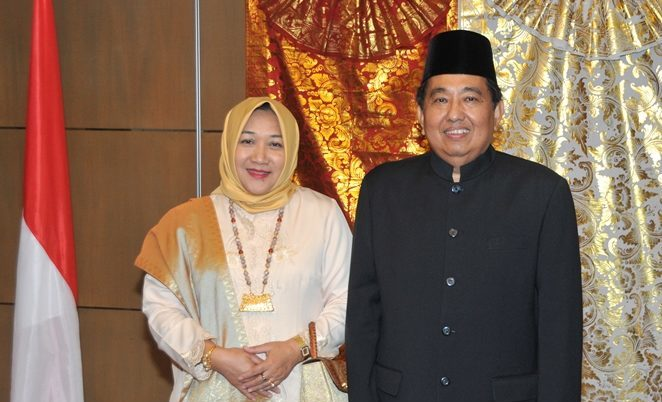 The 72nd Indonesian Independence Day celebrated in Greece